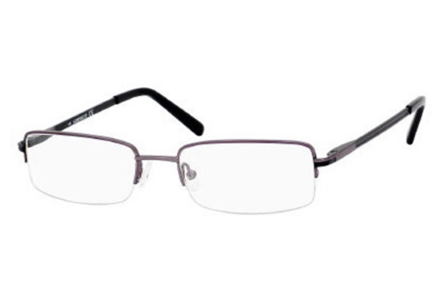Adensco ROB Eyeglasses in 0DF2 Gunmetal Black