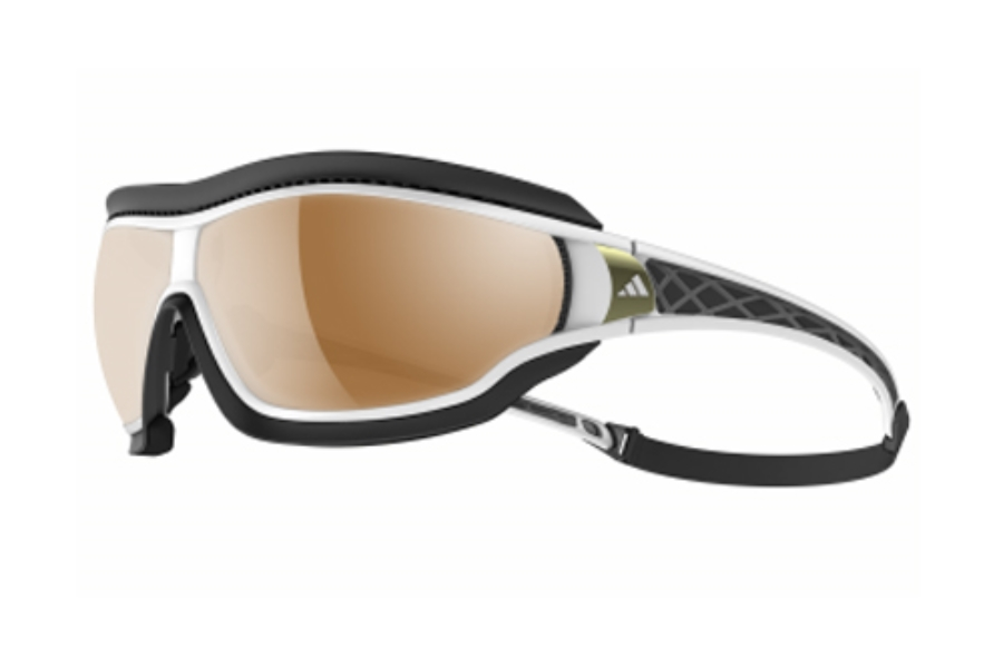 Adidas a197 tycane pro outdoor S Sunglasses in 6052 White