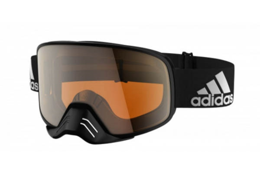 Adidas ad84 Backland Dirt Goggles Goggles in 9300 Black Brown