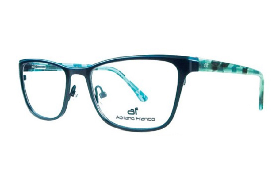 Adriano Franco AF 566 Eyeglasses in Blue