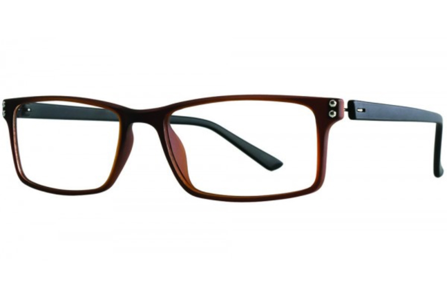 Aero F71 Eyeglasses in Brown/Black