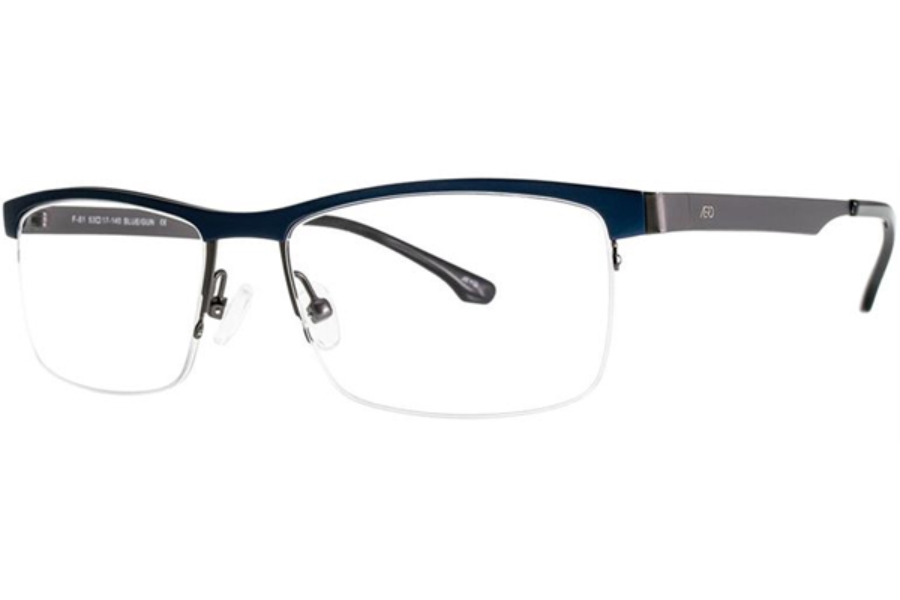 Aero F81 Eyeglasses in Aero F81 Eyeglasses