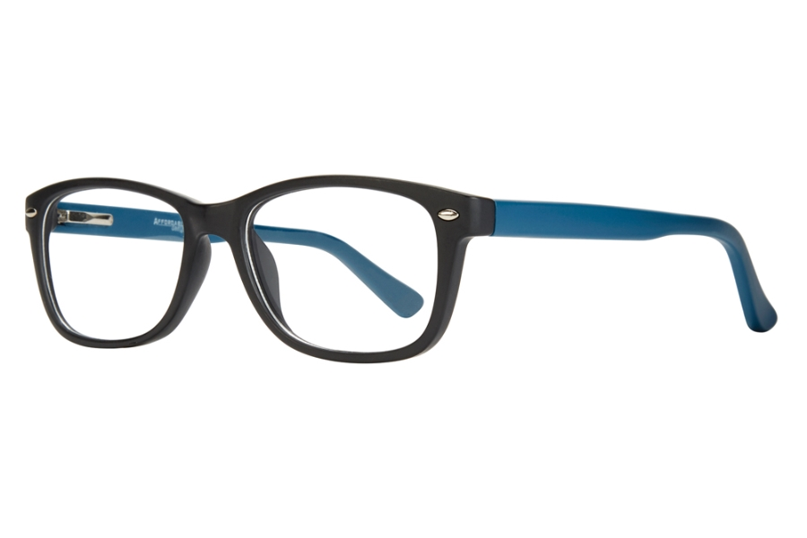 Affordable Designs Manny Eyeglasses in Affordable Designs Manny Eyeglasses