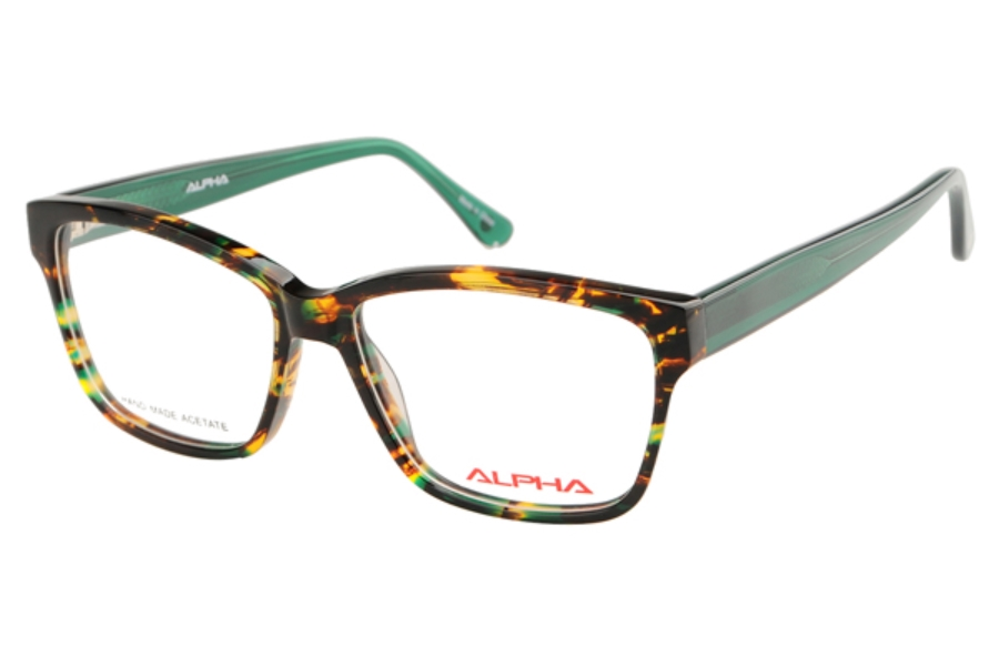 Alpha Viana 3054 Eyeglasses in Alpha Viana 3054 Eyeglasses