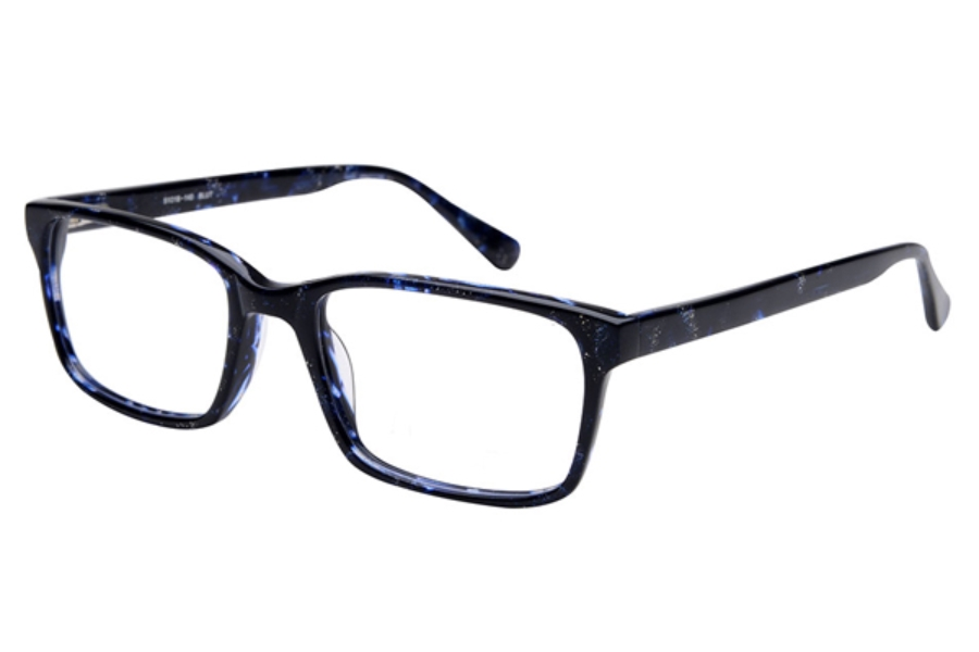 Amadeus A1000 Eyeglasses in BLUT Blue Tort