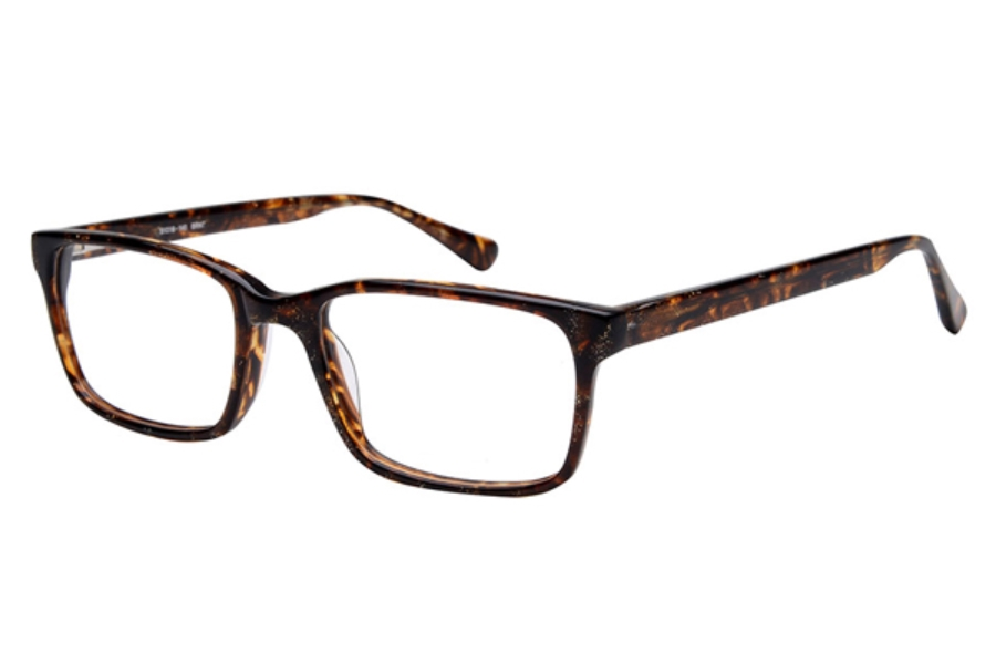 Amadeus A1000 Eyeglasses in BRNT Brown Tort