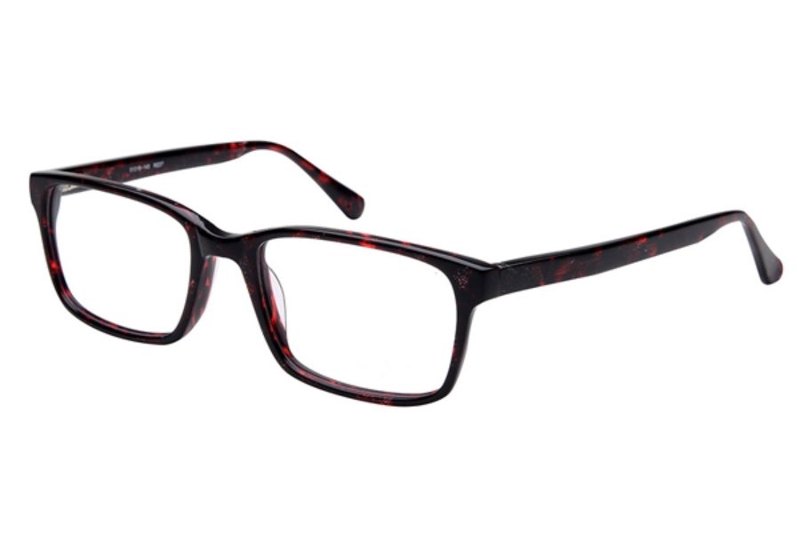 Amadeus A1000 Eyeglasses in REDT Red Tort