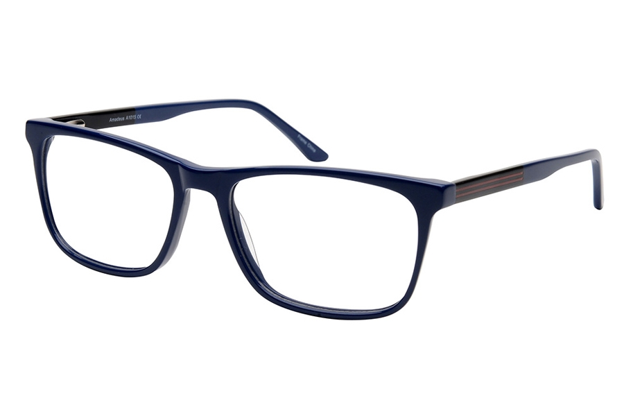 Amadeus A1015 Eyeglasses in BLU Blue