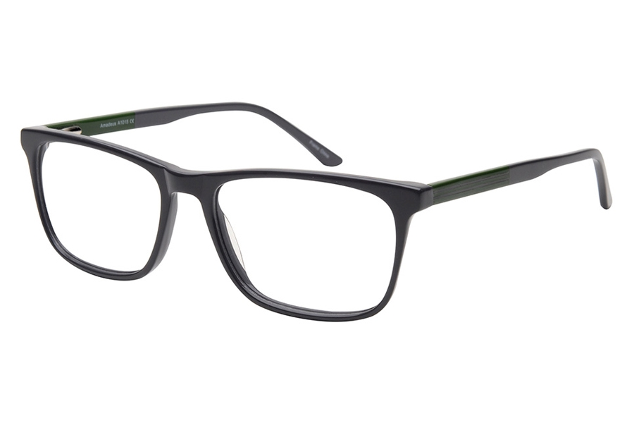 Amadeus A1015 Eyeglasses in GRY Gray