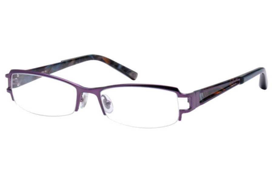 Amadeus A916 Eyeglasses in PL PURPLE