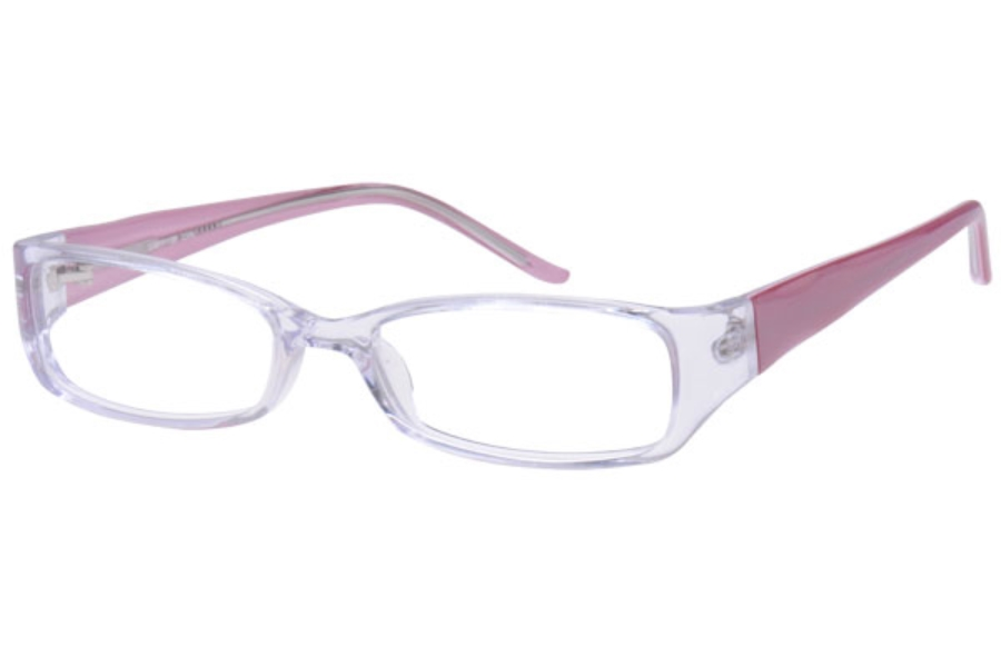Amadeus A917 Eyeglasses in CRYSTAL/PINK