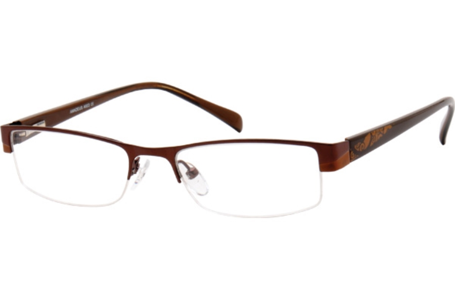 Amadeus A933 Eyeglasses in WN WINE