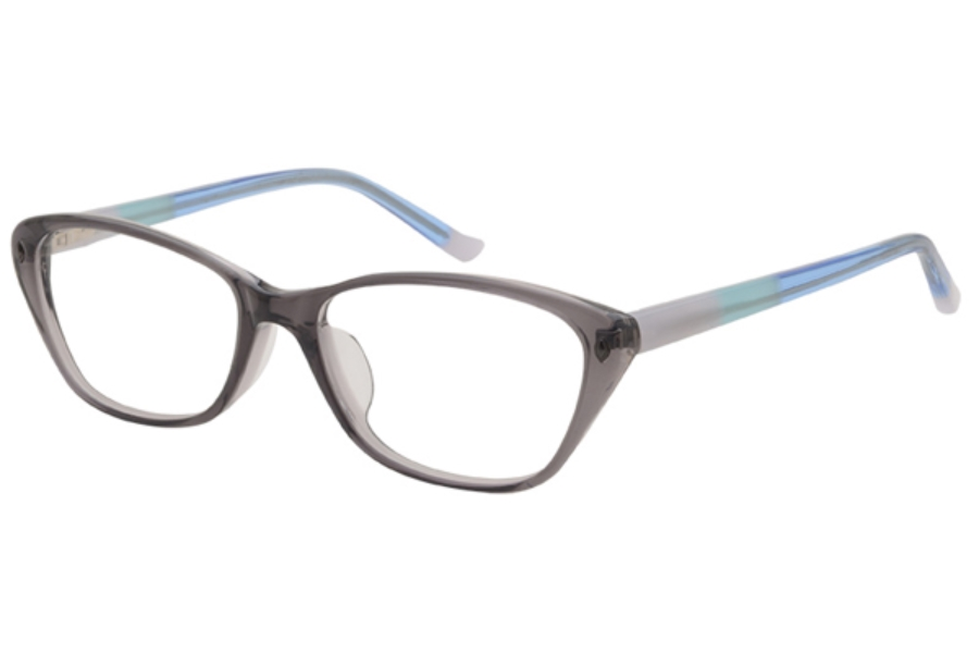 Amadeus A941 Eyeglasses in GRY Gray