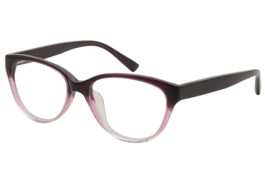 Amadeus A942 Eyeglasses in PL Purple