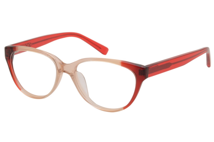 Amadeus A942 Eyeglasses in RED Red
