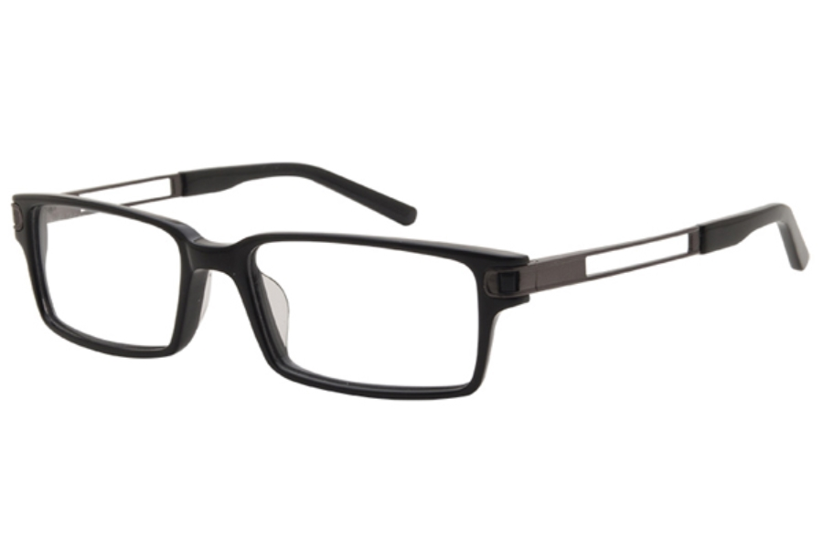 Amadeus A943 Eyeglasses in BLK Black