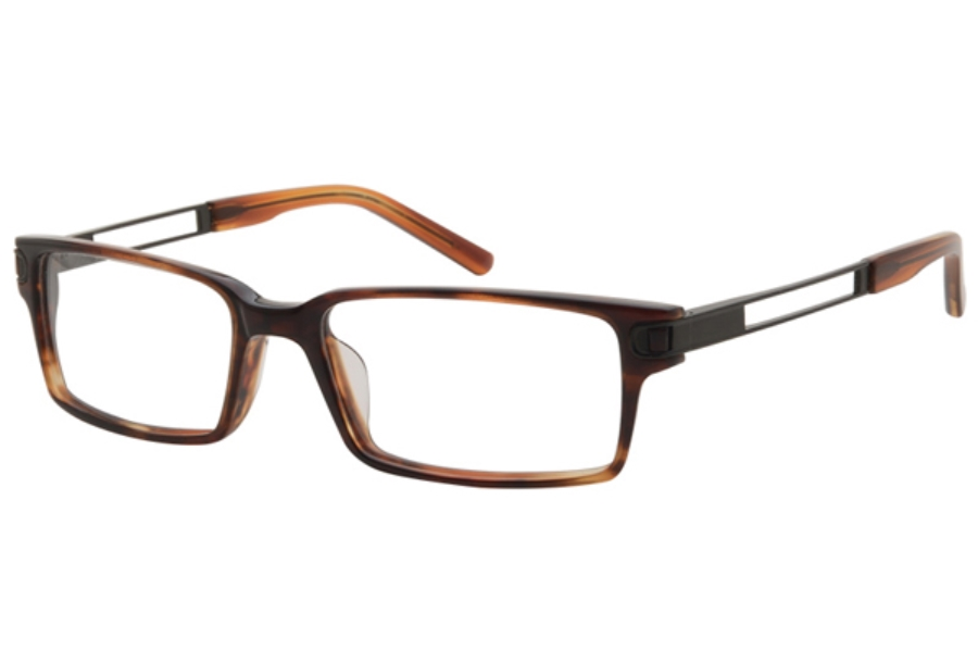 Amadeus A943 Eyeglasses in BRN Brown