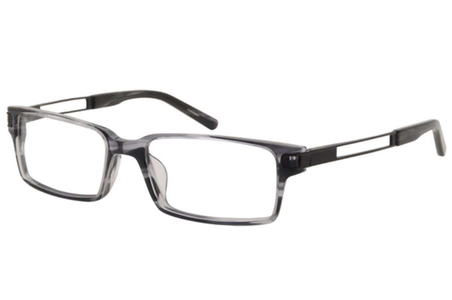 Amadeus A943 Eyeglasses in GRY Gray