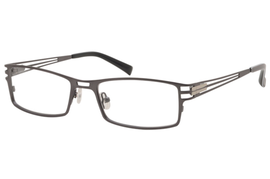 Amadeus A944 Eyeglasses in GRY Gray