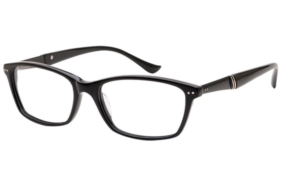 Amadeus A948 Eyeglasses in BLK Black