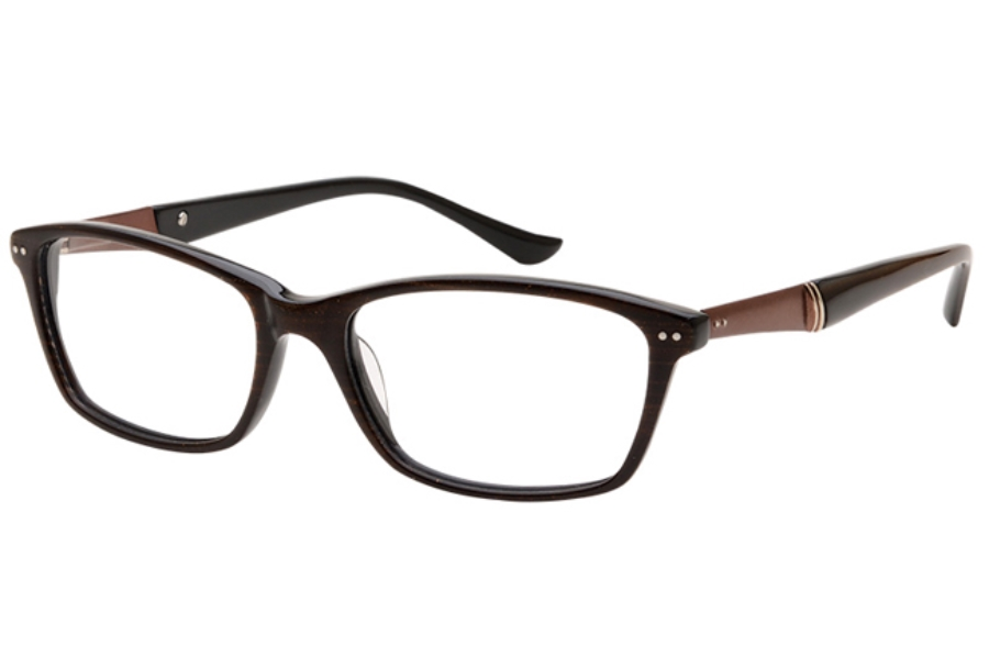 Amadeus A948 Eyeglasses in BRN Brown