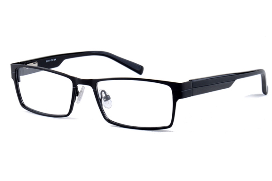 Amadeus A973 Eyeglasses in BLK Black