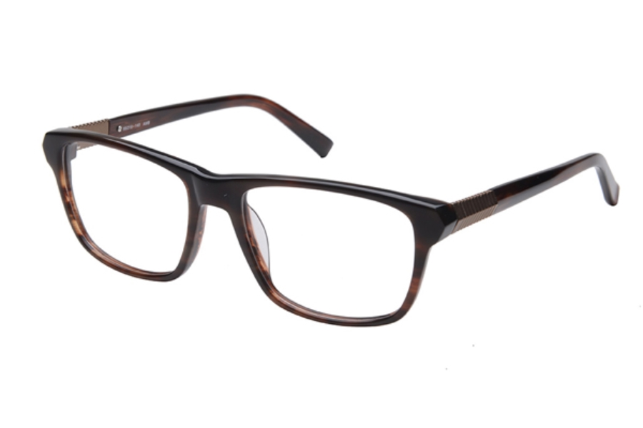 Amadeus A981 Eyeglasses in AMB Amber