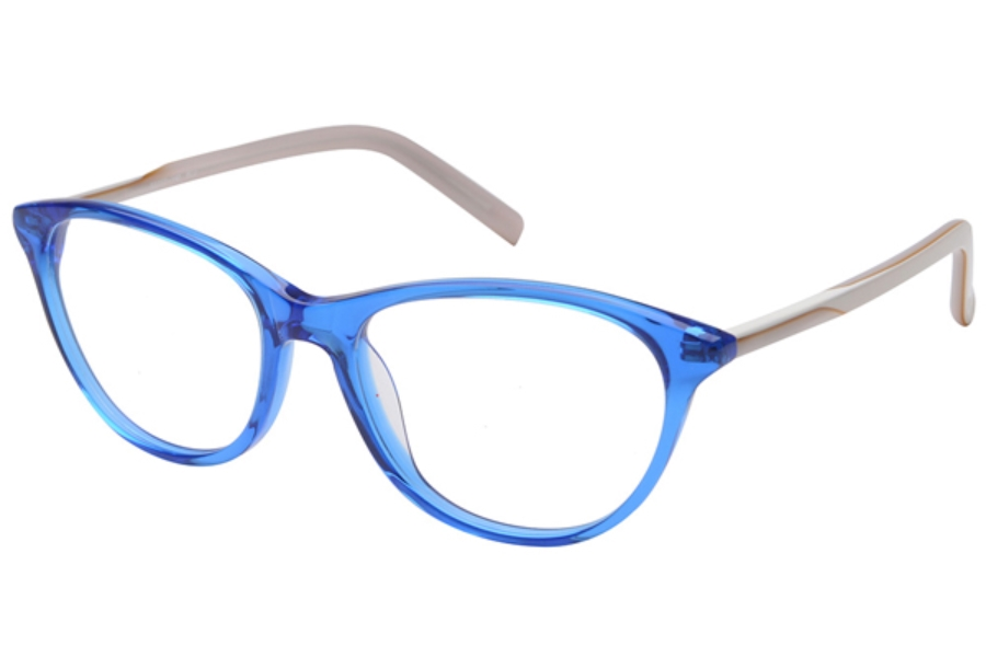 Amadeus A988 Eyeglasses in BLU Blue