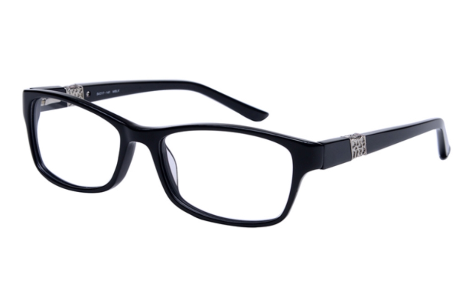 Amadeus A995 Eyeglasses in BLK Black