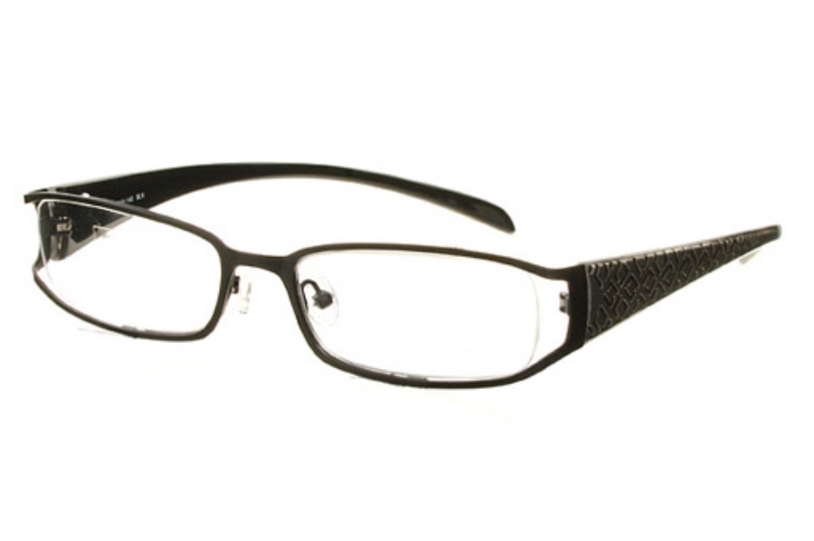 Amadeus AF0626 Eyeglasses in BLK Black