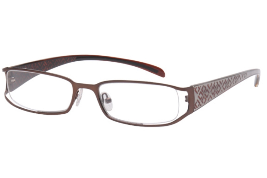 Amadeus AF0626 Eyeglasses in BRN Brown