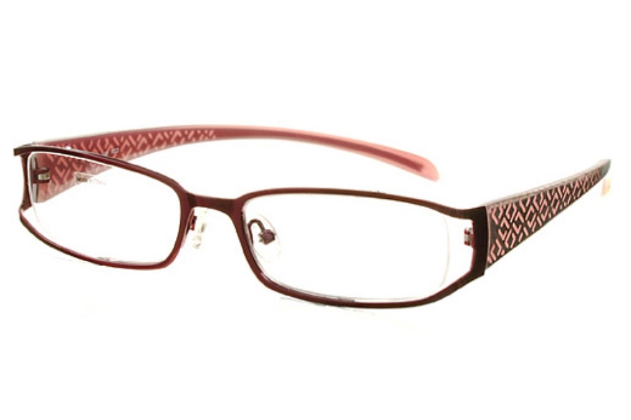 Amadeus AF0626 Eyeglasses in Red