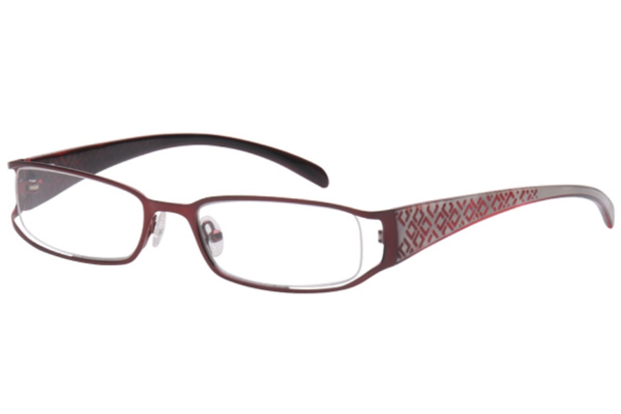 Amadeus AF0626 Eyeglasses in WN Wine