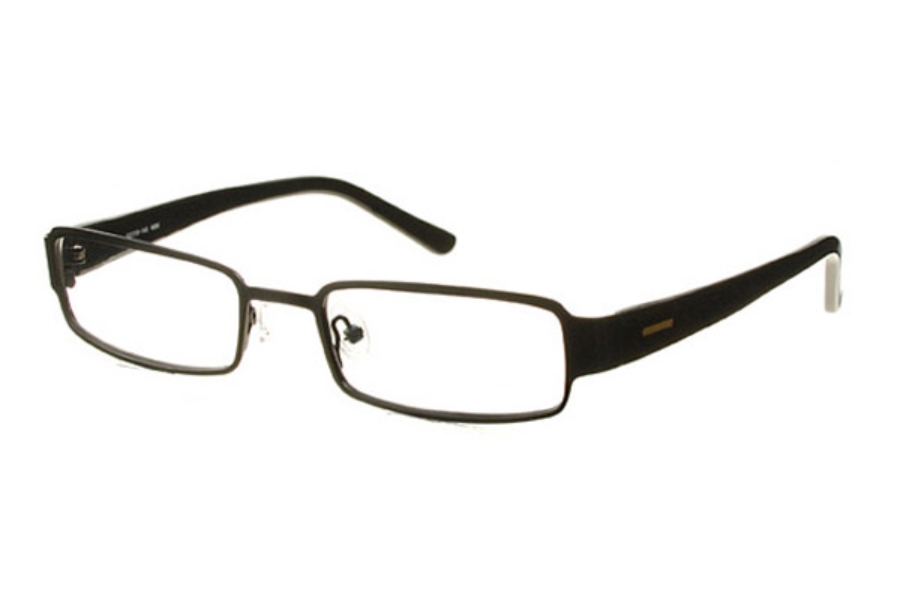 Amadeus AF0627 Eyeglasses in MBK Matte Black