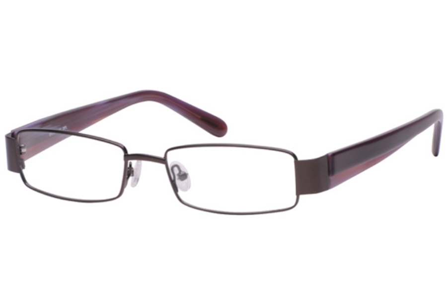 Amadeus AS0601 Eyeglasses in DPL Dark Purple