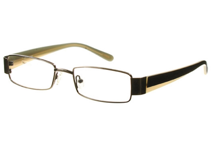 Amadeus AS0601 Eyeglasses in GUN Gunmetal