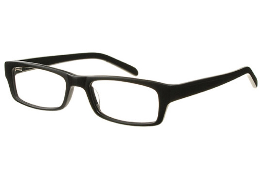 Amadeus AS0605 Eyeglasses in BLK Black
