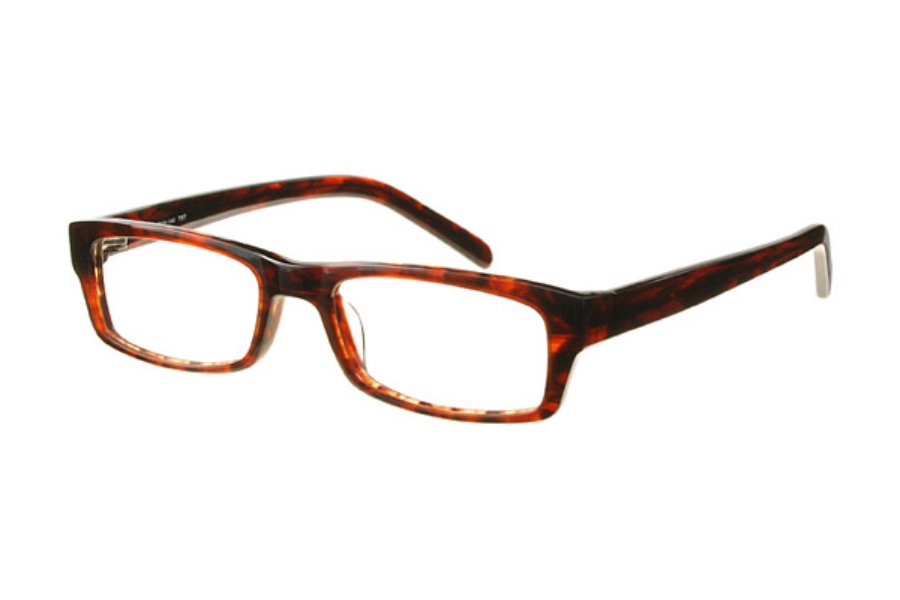 Amadeus AS0605 Eyeglasses in TRT Tortoise