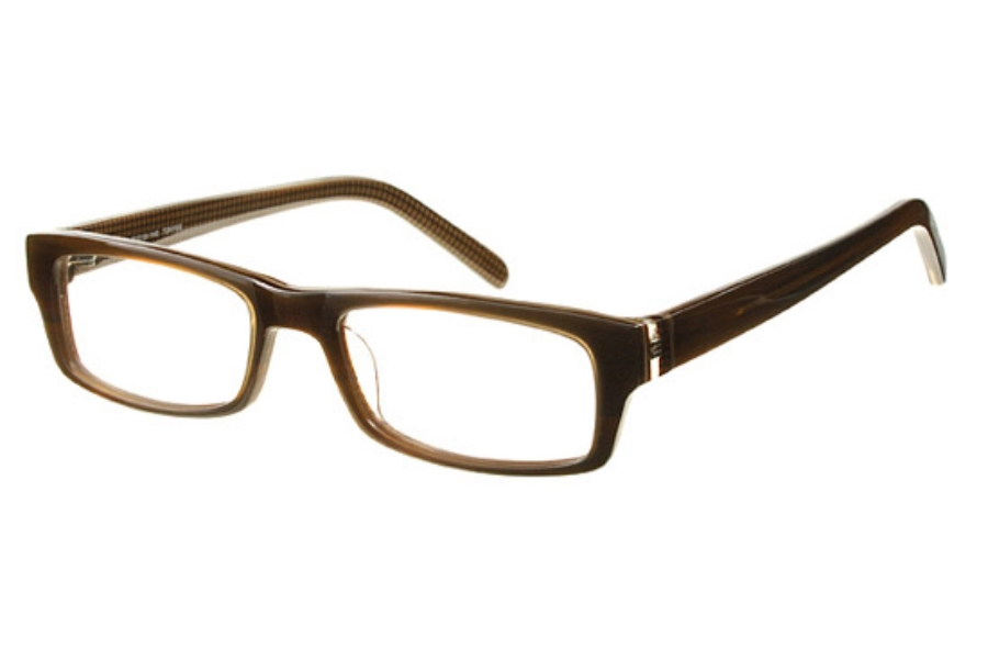Amadeus AS0605 Eyeglasses in Toffee