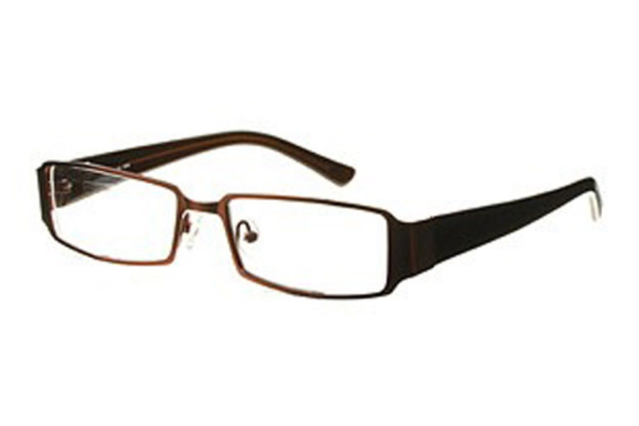 Amadeus AF0628 Eyeglasses in BRN Brown