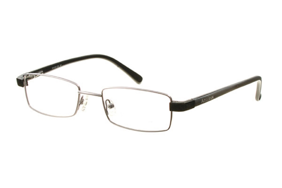 Amadeus AS0708 Eyeglasses in GRY Gray