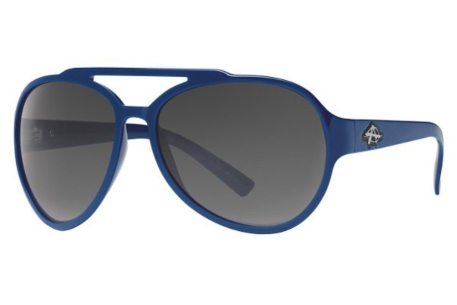 Anarchy Chord Sunglasses in Royal Blue w/Smoke Lenses