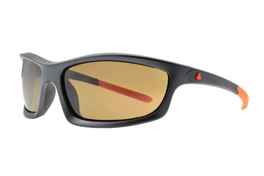Anarchy Ironman Pro Ares Graphite Sunglasses in Anarchy Ironman Pro Ares Graphite Sunglasses