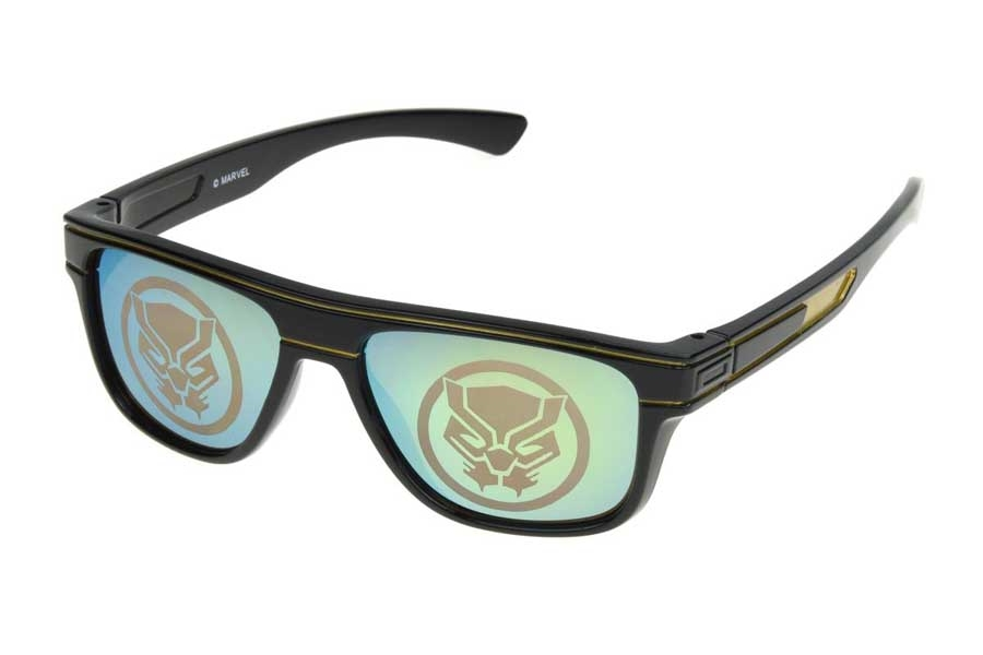 Anarchy Marvel Black Panther Kid's 2 Sunglasses in Anarchy Marvel Black Panther Kid's 2 Sunglasses