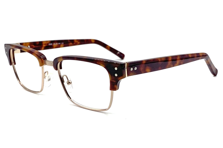 Anthem Memphis Eyeglasses in HV - Havana Gold