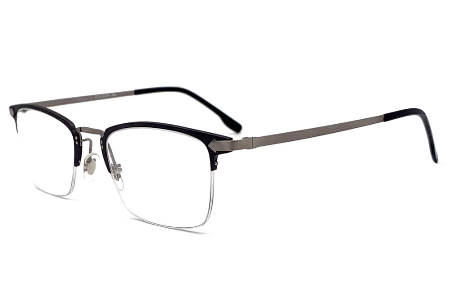 Anthem Tucson Eyeglasses in BK - Black Gun