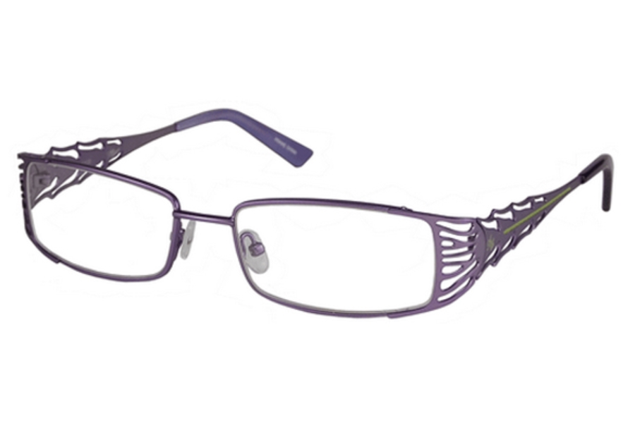 Apple Bottoms AB752 Eyeglasses in Purple