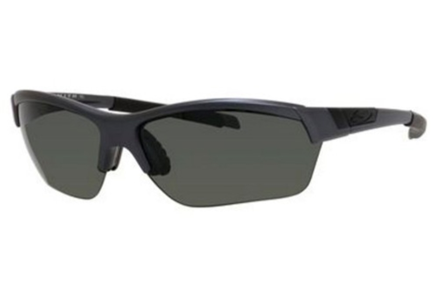 Smith Optics Approach Max Sunglasses in 09HF Graphite (Mgp) (2X platinum pz lens)
