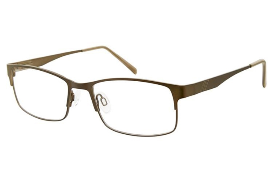 Aristar AR 16251 Eyeglasses in Khaki