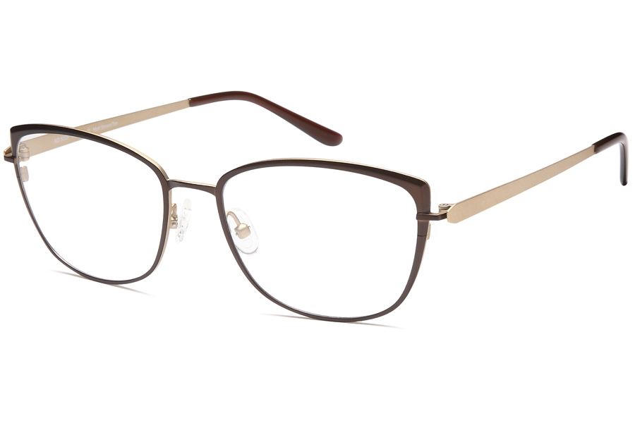 Artistik AG 5035 Eyeglasses in Brown/Tan